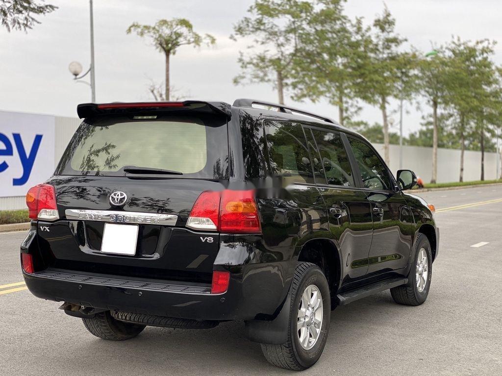 Bán Toyota Land Cruiser đời 2015, màu đen, nhập khẩu (6)