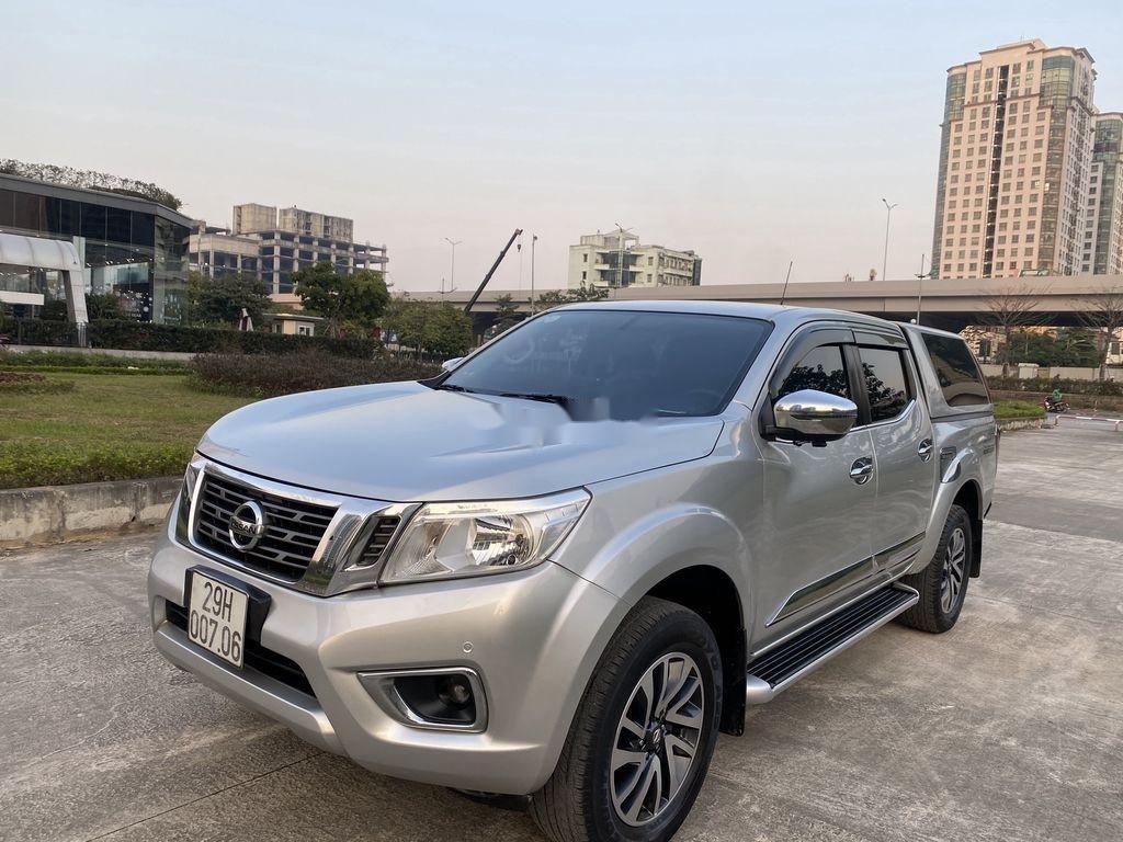 Bán Nissan Navara đời 2015, màu bạc, nhập khẩu nguyên chiếc, giá chỉ 480 triệu (2)