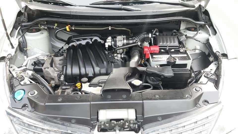 Cần bán gấp Nissan Tiida sản xuất năm 2009, xe nhập còn mới, giá tốt (5)