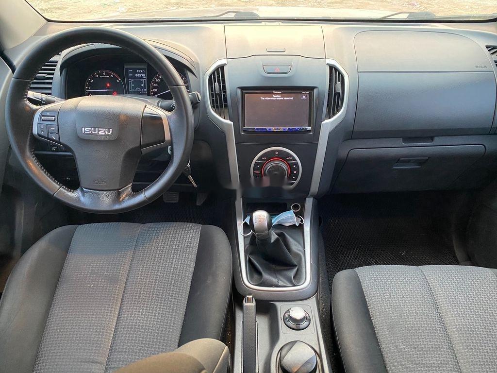 Bán Isuzu Dmax năm 2016, xe chính chủ giá ưu đãi (7)