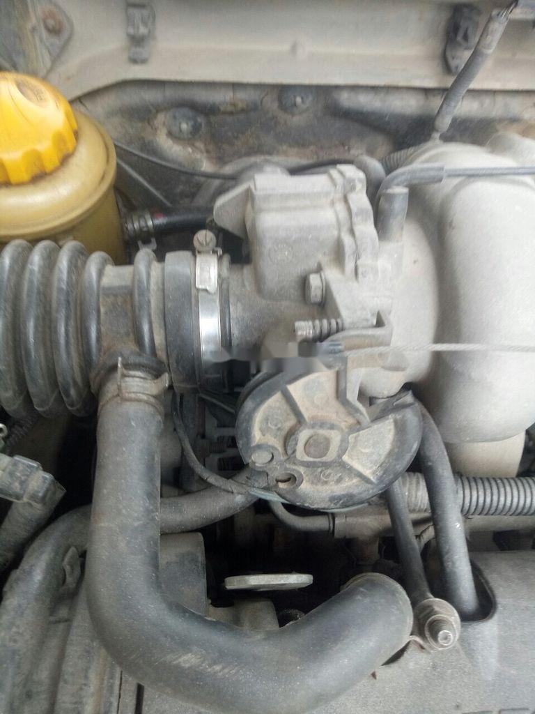 Cần bán lại xe Daewoo Nubira sản xuất 2002, màu bạc, nhập khẩu  (10)