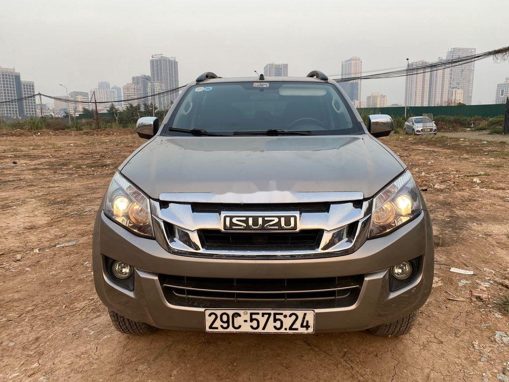 Bán Isuzu Dmax năm 2016, xe chính chủ giá ưu đãi (1)