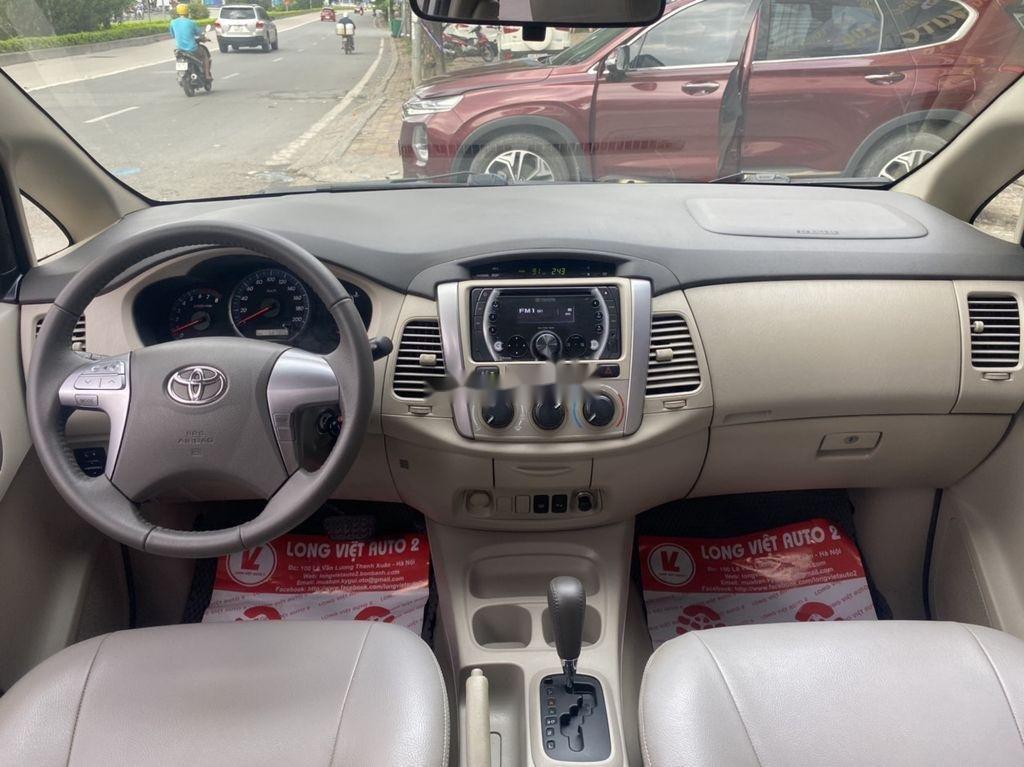 Bán xe Toyota Innova sản xuất 2015, xe giá thấp, động cơ ổn định  (2)