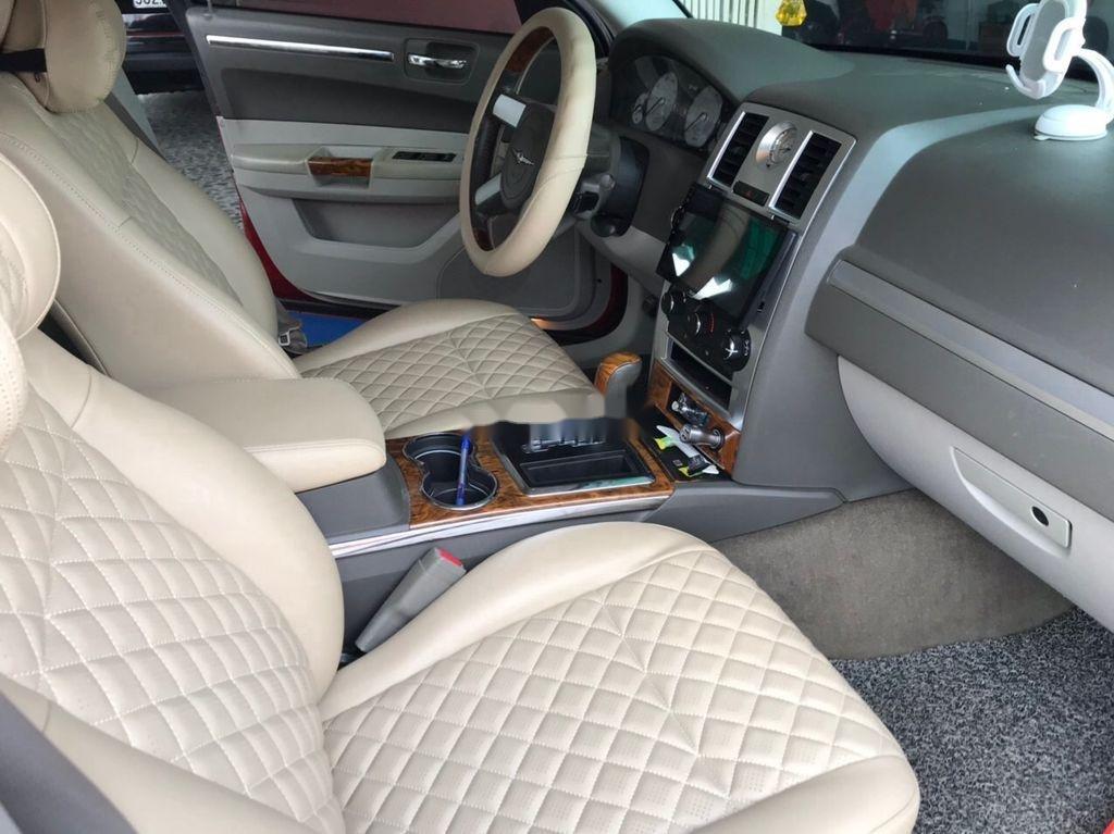 Xe Chrysler 300C sản xuất 2008, nhập khẩu nguyên chiếc còn mới (6)