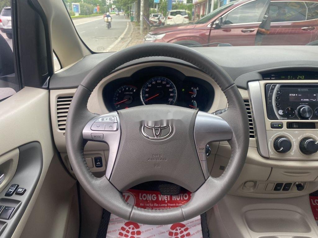 Bán xe Toyota Innova sản xuất 2015, xe giá thấp, động cơ ổn định  (3)