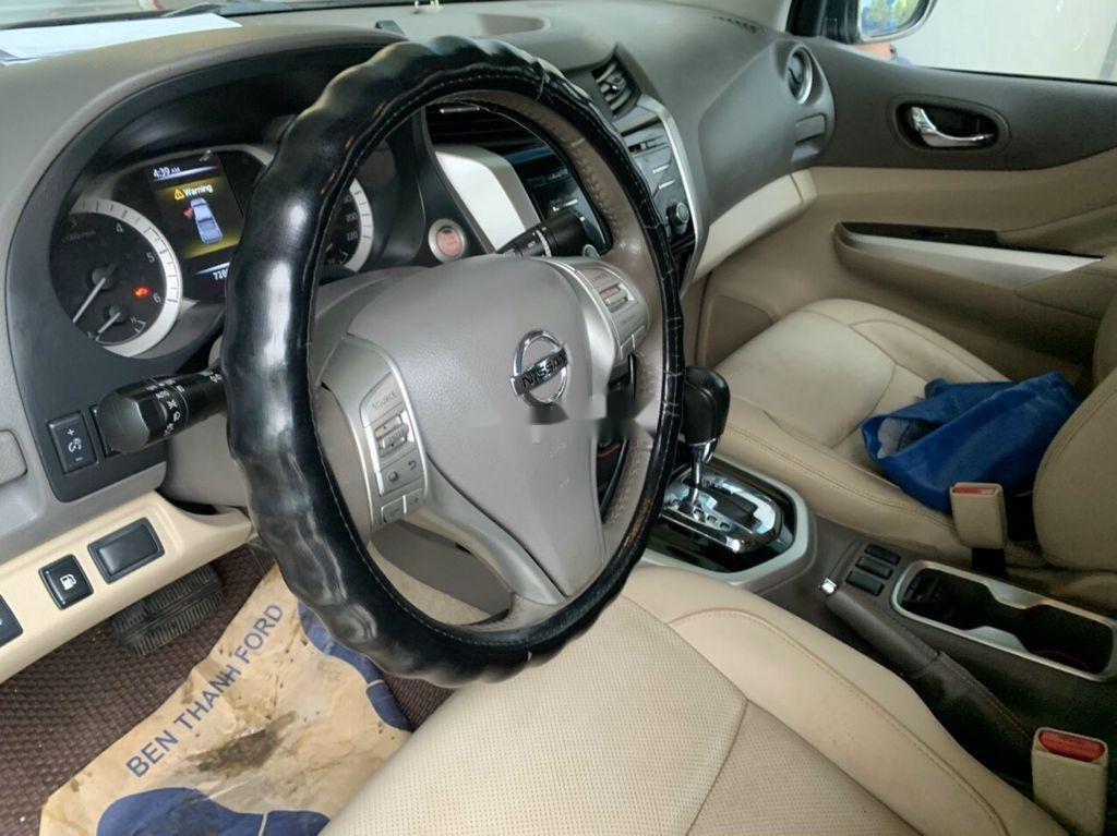 Cần bán gấp Nissan Navara đời 2015, màu nâu, xe nhập, giá 545tr (5)