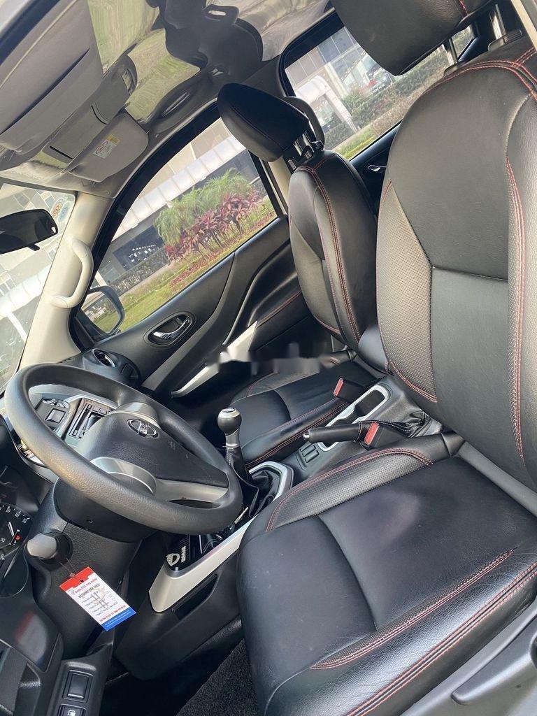 Bán Nissan Navara đời 2015, màu bạc, nhập khẩu nguyên chiếc, giá chỉ 480 triệu (8)