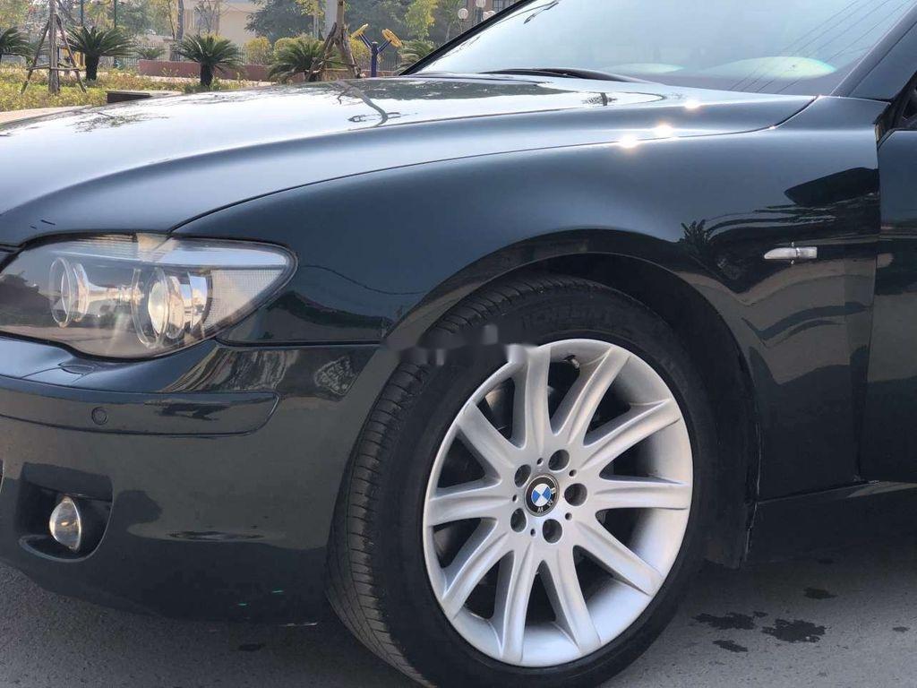 Bán ô tô BMW 7 Series 750Li đời 2007, màu đen (5)