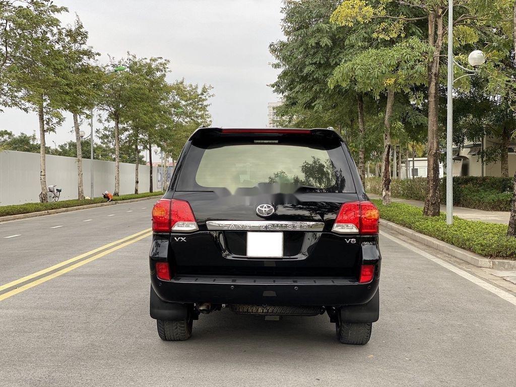 Bán Toyota Land Cruiser đời 2015, màu đen, nhập khẩu (5)