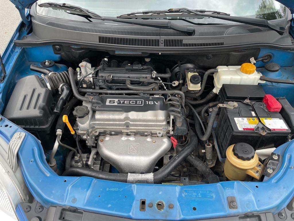 Bán Daewoo GentraX sản xuất 2008, màu xanh lam (11)