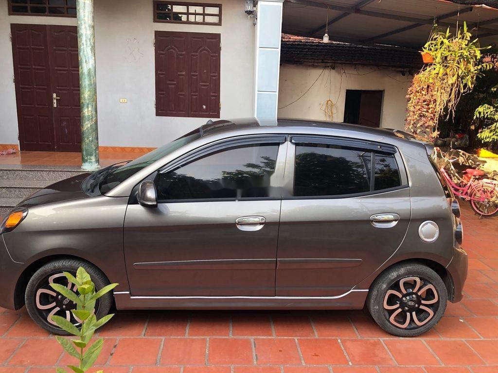 Cần bán lại xe Kia Morning sản xuất 2009, xe nhập còn mới, giá 215tr (4)