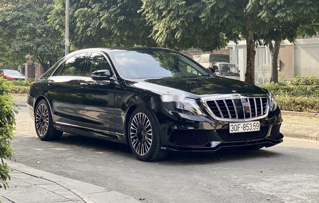 Bán ô tô Mercedes S400 năm 2015, màu đen, nhập khẩu còn mới (2)