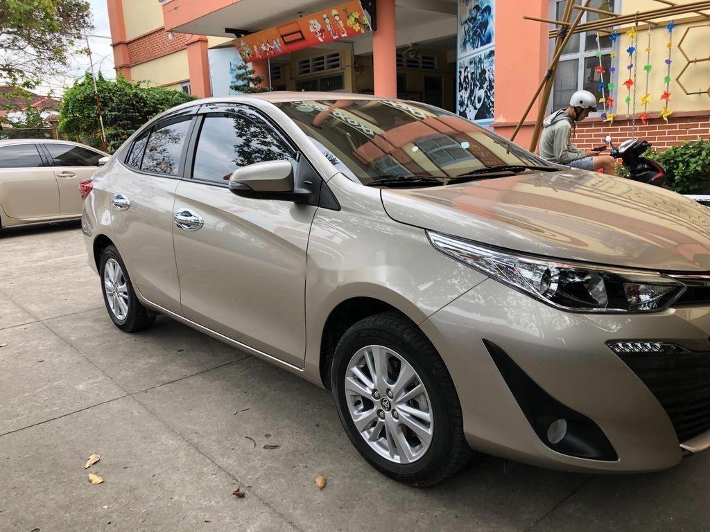 Bán xe Toyota Vios sản xuất 2019 xe gia đình, giá chỉ 530 triệu (1)