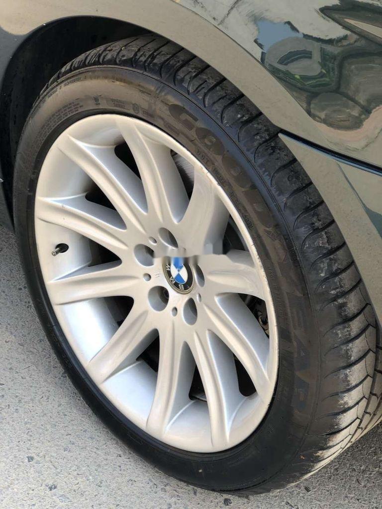 Bán ô tô BMW 7 Series 750Li đời 2007, màu đen (6)