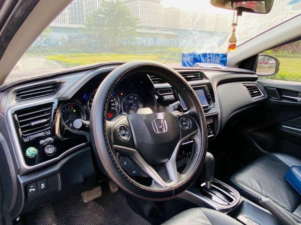 Cần bán xe Honda City năm sản xuất 2017, màu đen  (6)