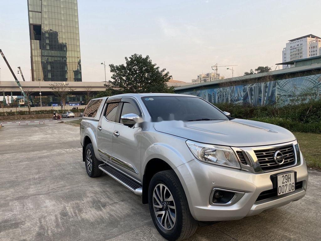 Bán Nissan Navara đời 2015, màu bạc, nhập khẩu nguyên chiếc, giá chỉ 480 triệu (3)