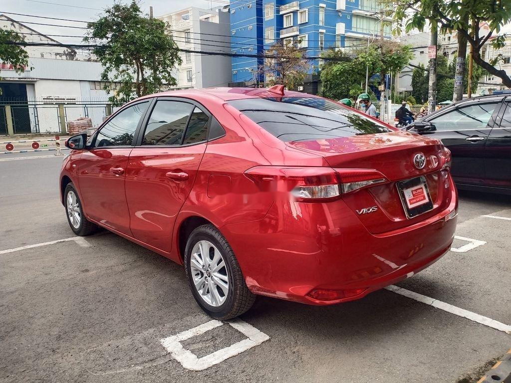 Cần bán gấp Toyota Vios sản xuất năm 2019 còn mới, 480tr (12)