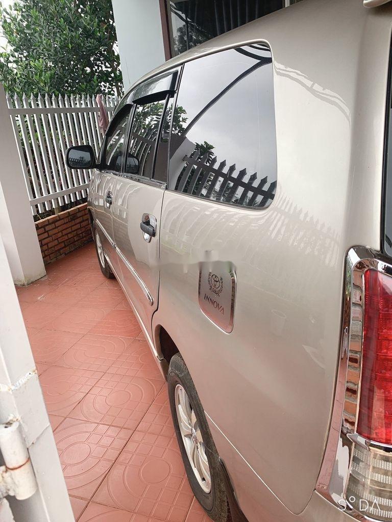 Cần bán xe Toyota Innova năm 2008, nhập khẩu nguyên chiếc còn mới (2)