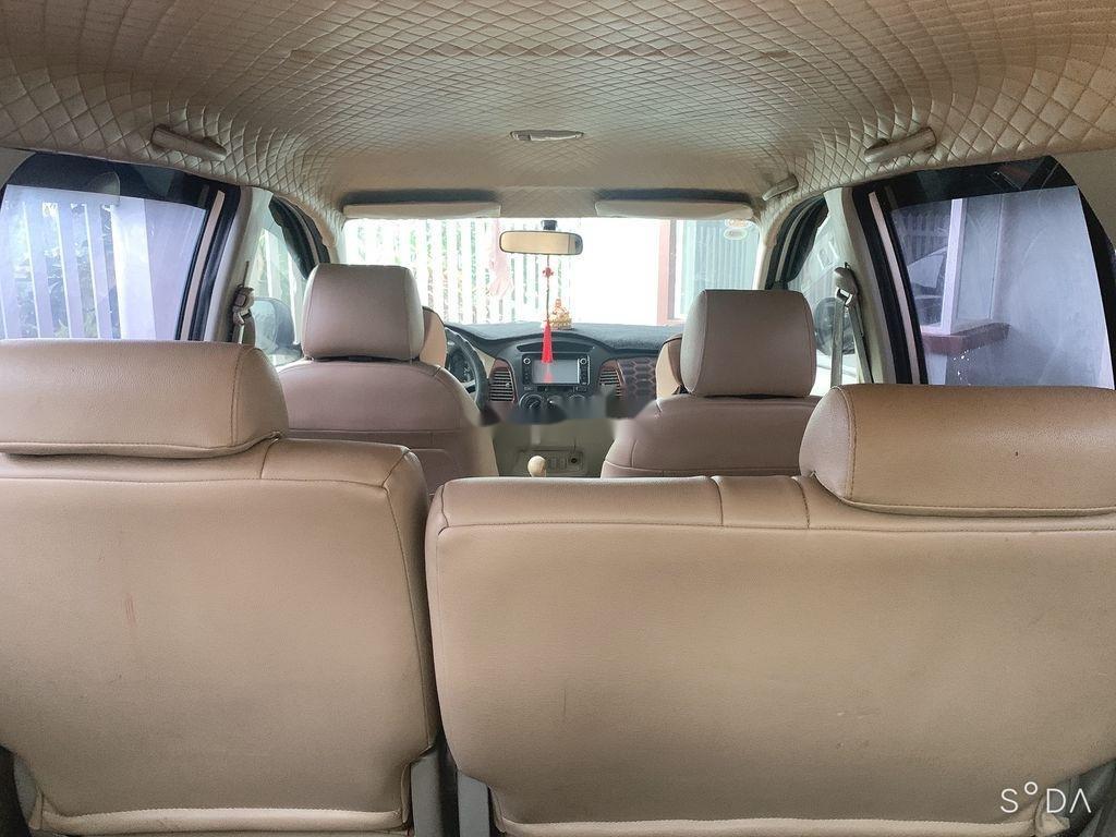 Cần bán xe Toyota Innova năm 2008, nhập khẩu nguyên chiếc còn mới (6)