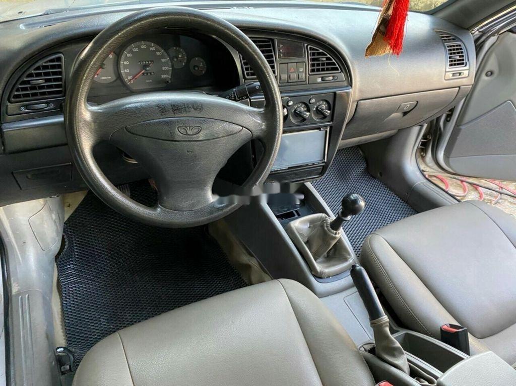 Cần bán lại xe Daewoo Nubira sản xuất 2002, màu bạc, nhập khẩu  (7)
