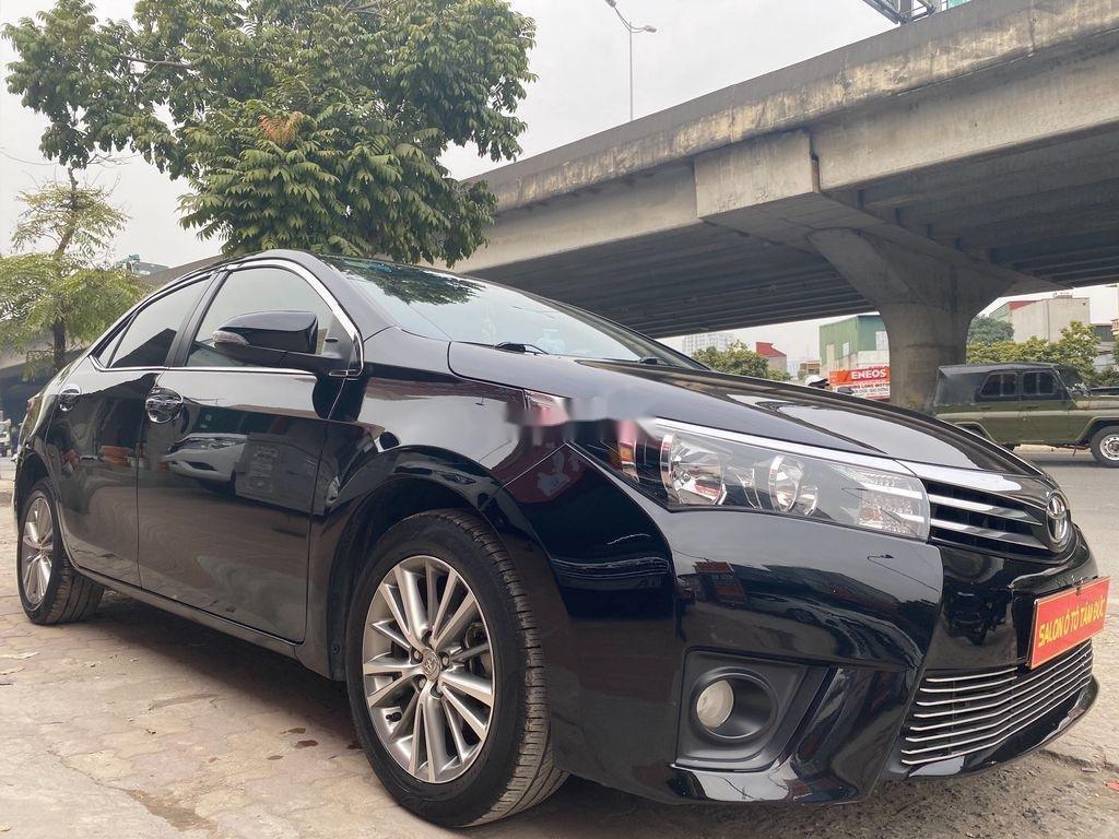 Bán Toyota Corolla Altis sản xuất năm 2016 như mới (3)