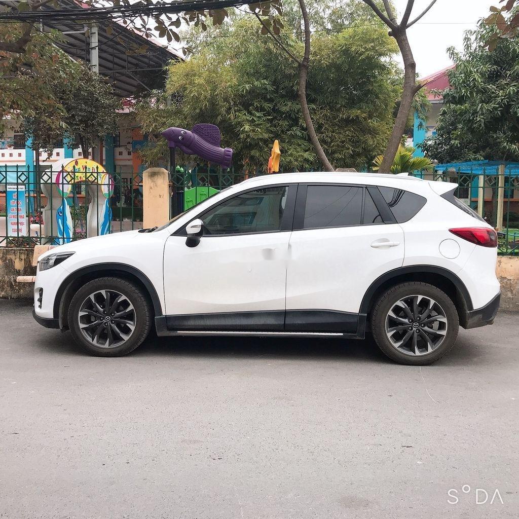 Bán ô tô Mazda CX 5 năm sản xuất 2017, màu trắng, giá chỉ 730 triệu (1)