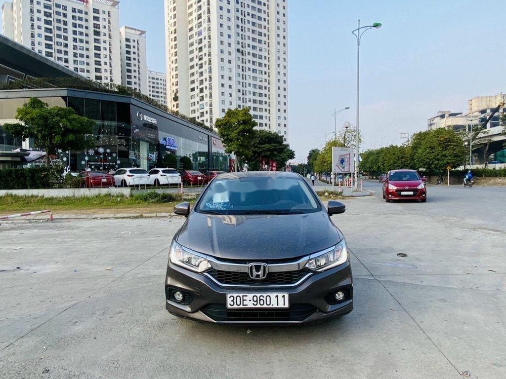 Cần bán xe Honda City năm sản xuất 2017, màu đen  (1)