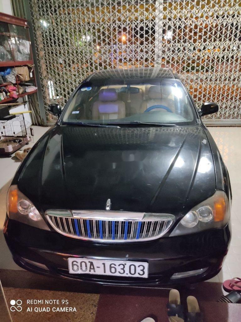 Bán Daewoo Magnus đời 2005, màu đen, nhập khẩu  (1)