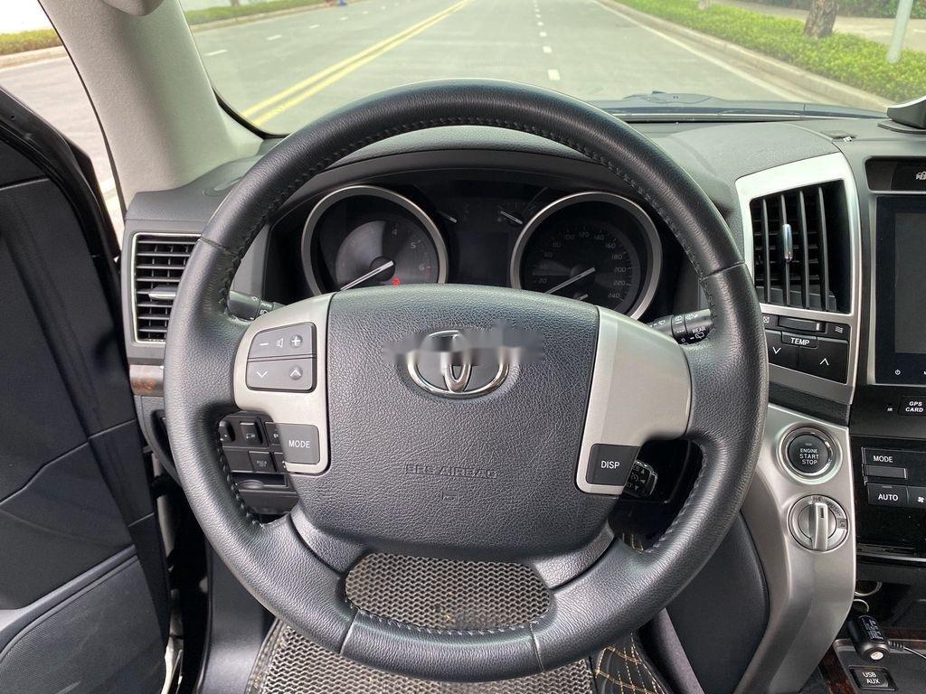 Bán Toyota Land Cruiser đời 2015, màu đen, nhập khẩu (7)