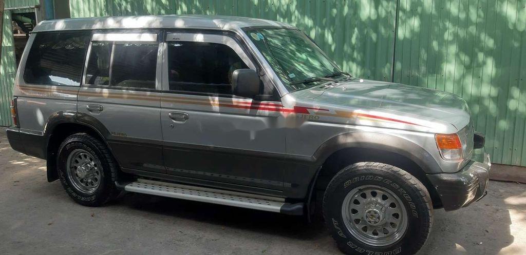Cần bán xe Mitsubishi Pajero sản xuất 2000, xe nhập, giá 145tr (2)