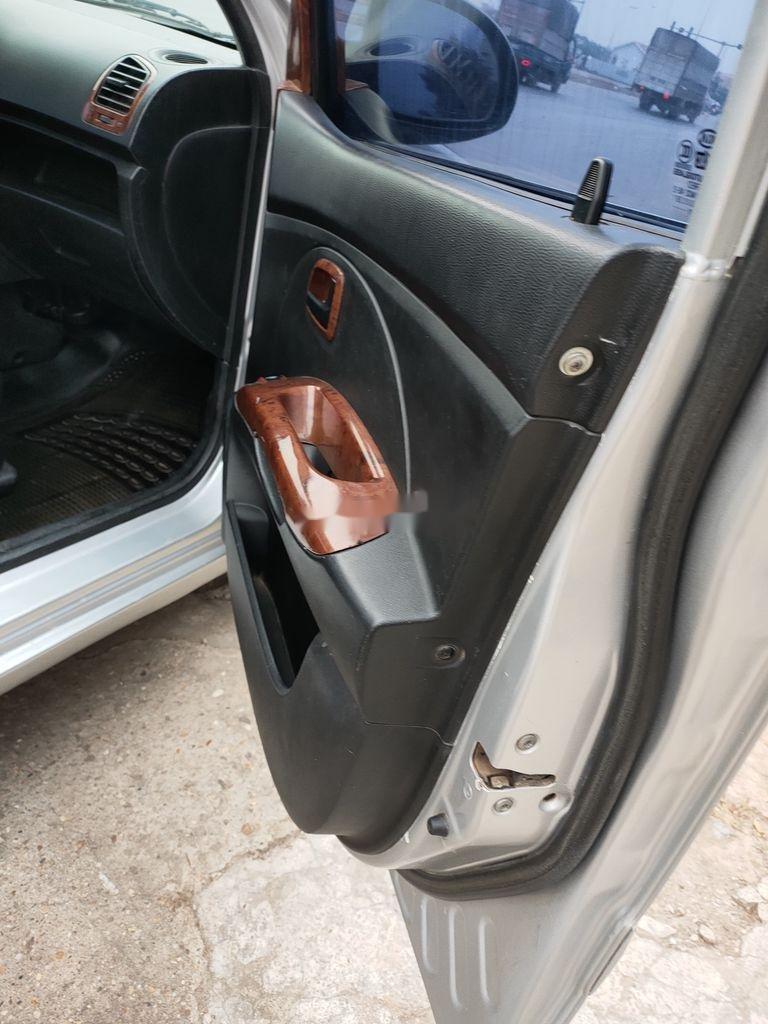 Cần bán lại xe Kia Morning đời 2011, màu bạc còn mới, giá tốt (6)