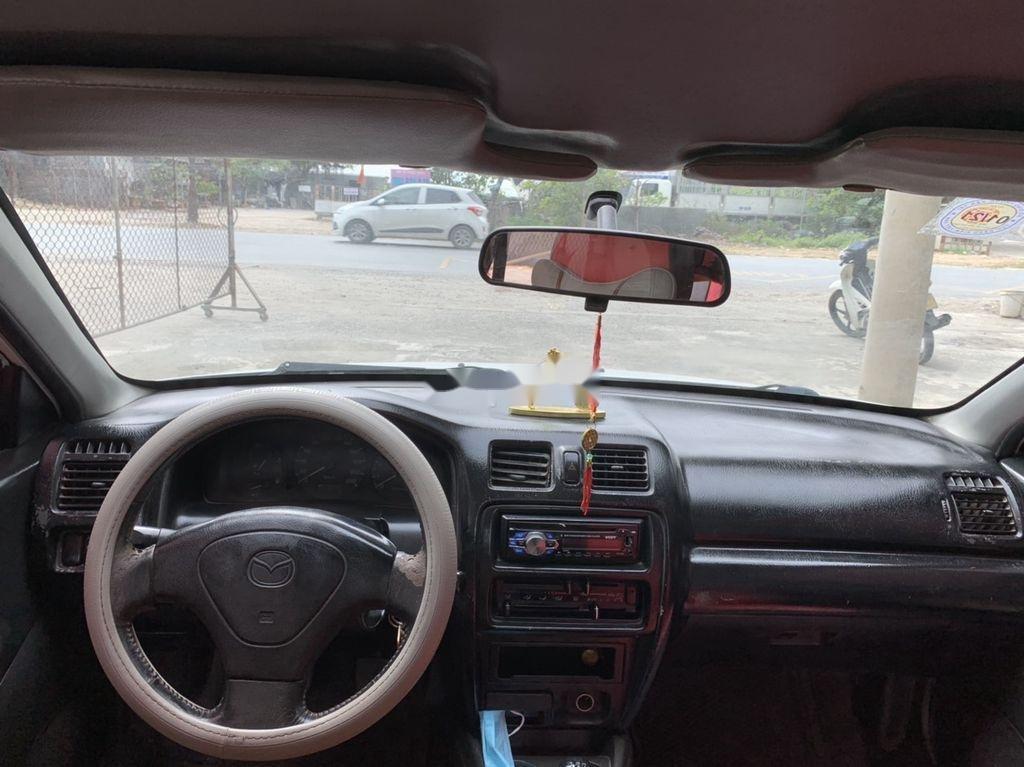 Bán Mazda 323 đời 2000, màu trắng (11)