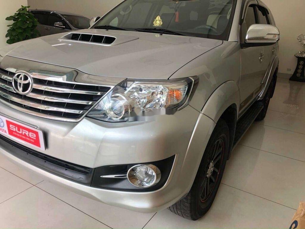 Cần bán lại xe Toyota Fortuner sản xuất 2016 còn mới (2)