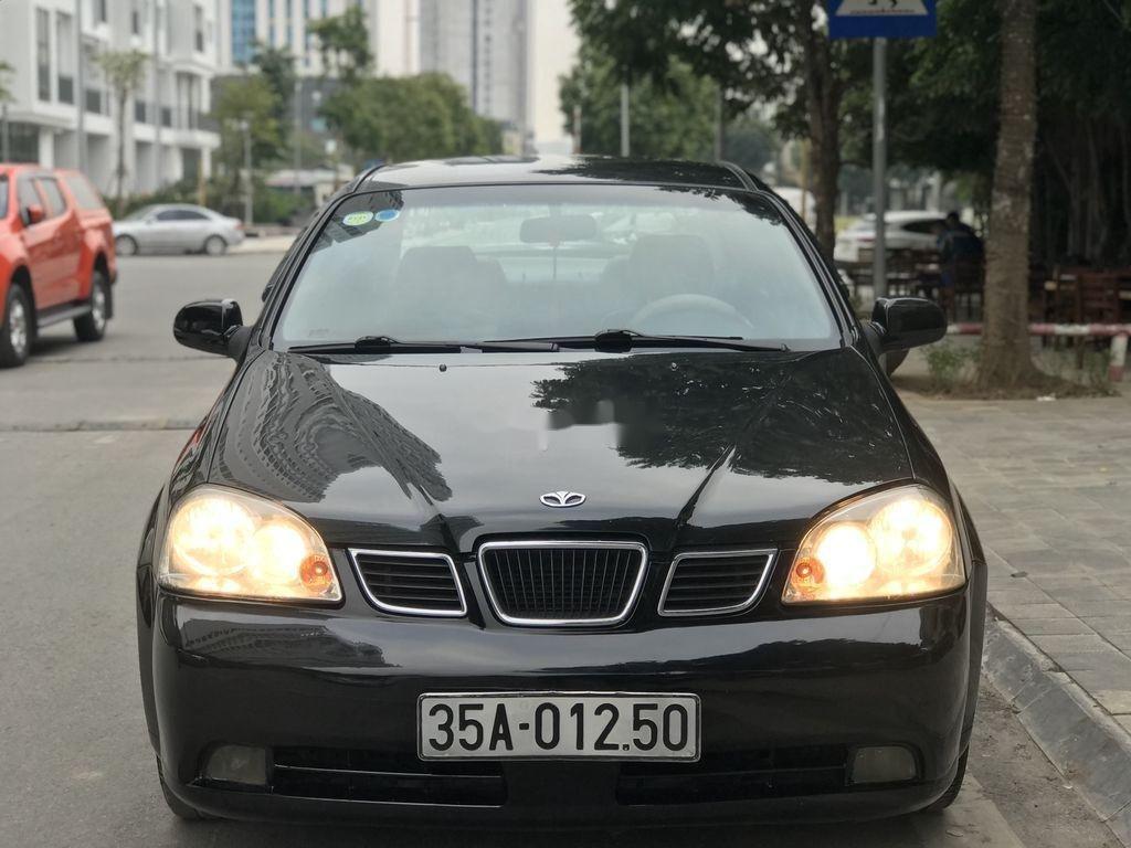 Xe Daewoo Lacetti sản xuất 2009 số sàn, chính chủ (1)