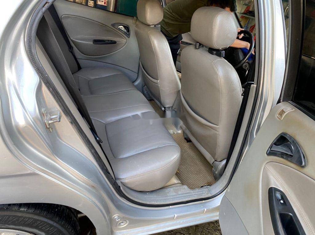 Cần bán lại xe Daewoo Nubira sản xuất 2002, màu bạc, nhập khẩu  (9)