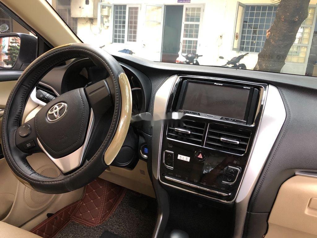 Bán xe Toyota Vios sản xuất 2019 xe gia đình, giá chỉ 530 triệu (5)