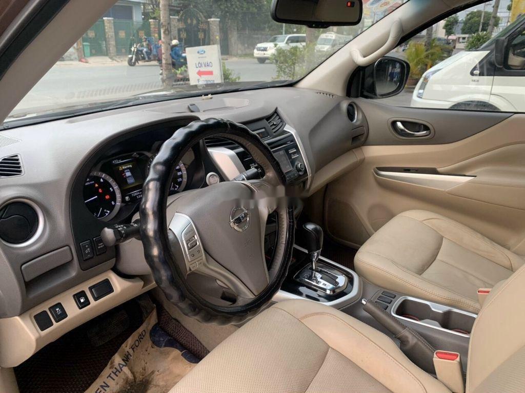 Cần bán gấp Nissan Navara đời 2015, màu nâu, xe nhập, giá 545tr (7)