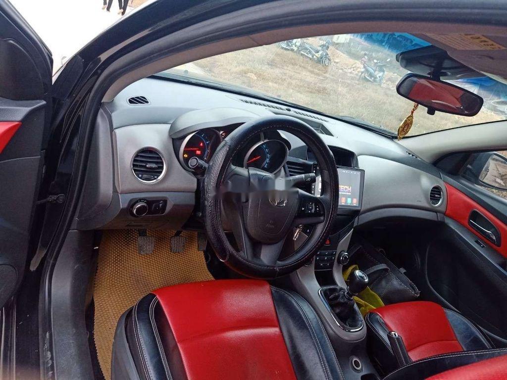 Bán Daewoo Lacetti năm sản xuất 2010, màu đen, nhập khẩu Hàn Quốc  (11)