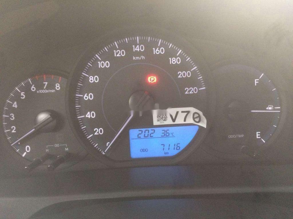 Bán xe Toyota Vios 2020, màu bạc (2)