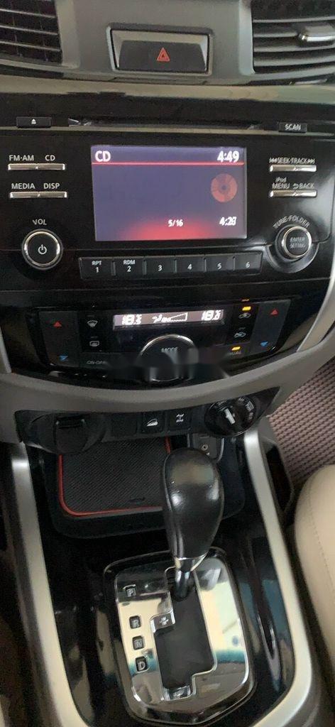 Cần bán gấp Nissan Navara đời 2015, màu nâu, xe nhập, giá 545tr (4)