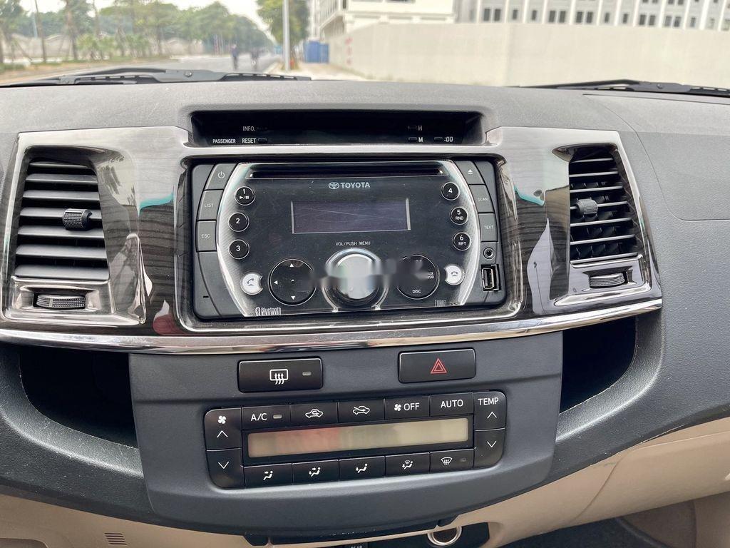 Cần bán xe Toyota Fortuner Sportivo TRD năm sản xuất 2014 (12)