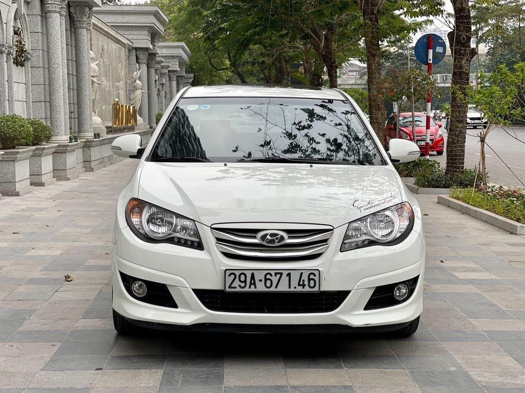 Bán ô tô Hyundai Avante sản xuất năm 2012, xe một đời chủ giá mềm (2)