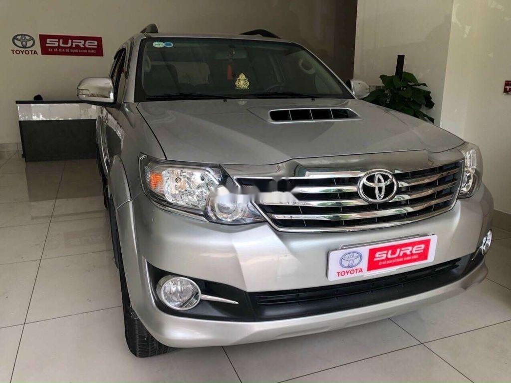 Cần bán lại xe Toyota Fortuner sản xuất 2016 còn mới (1)