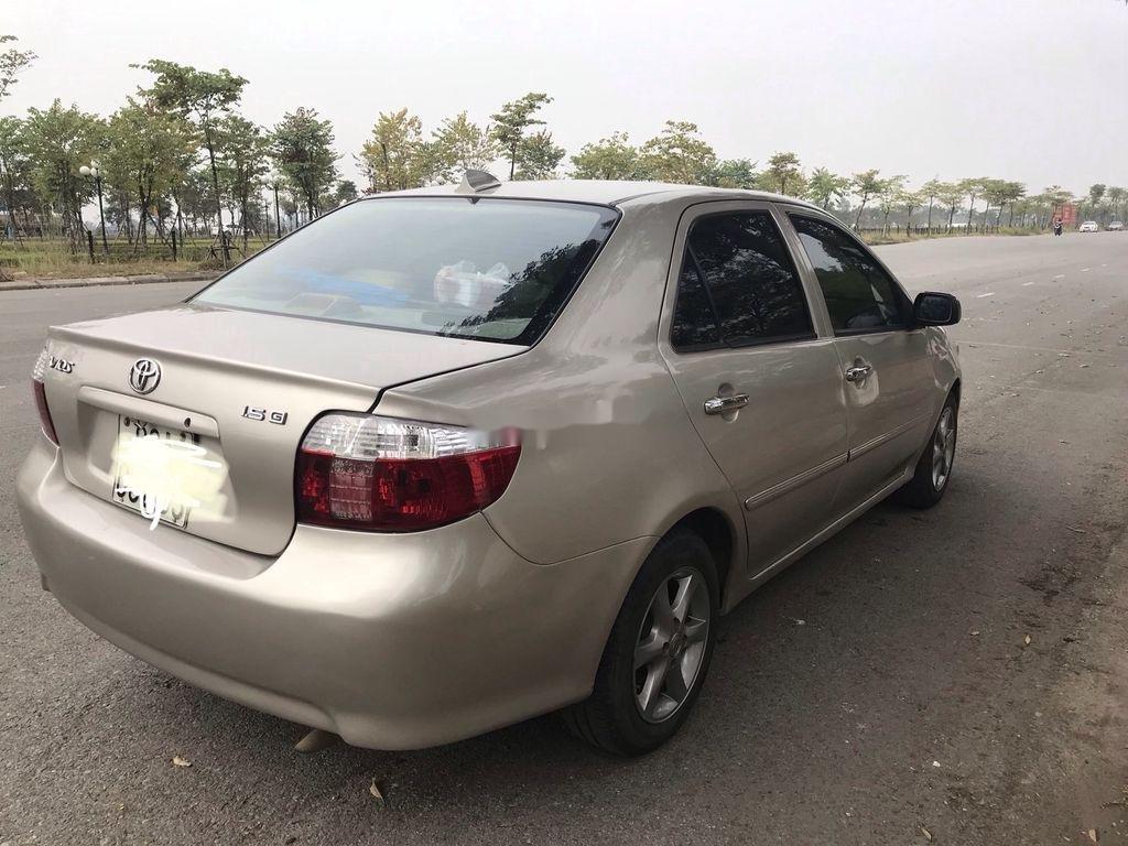 Cần bán xe Toyota Vios sản xuất 2006, giá chỉ 145 triệu (2)