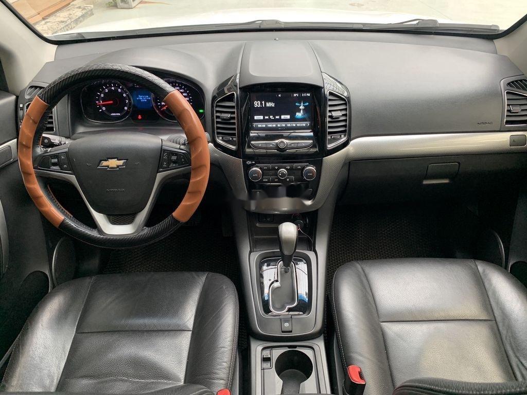 Bán Chevrolet Captiva đời 2017, màu trắng, 625 triệu (4)