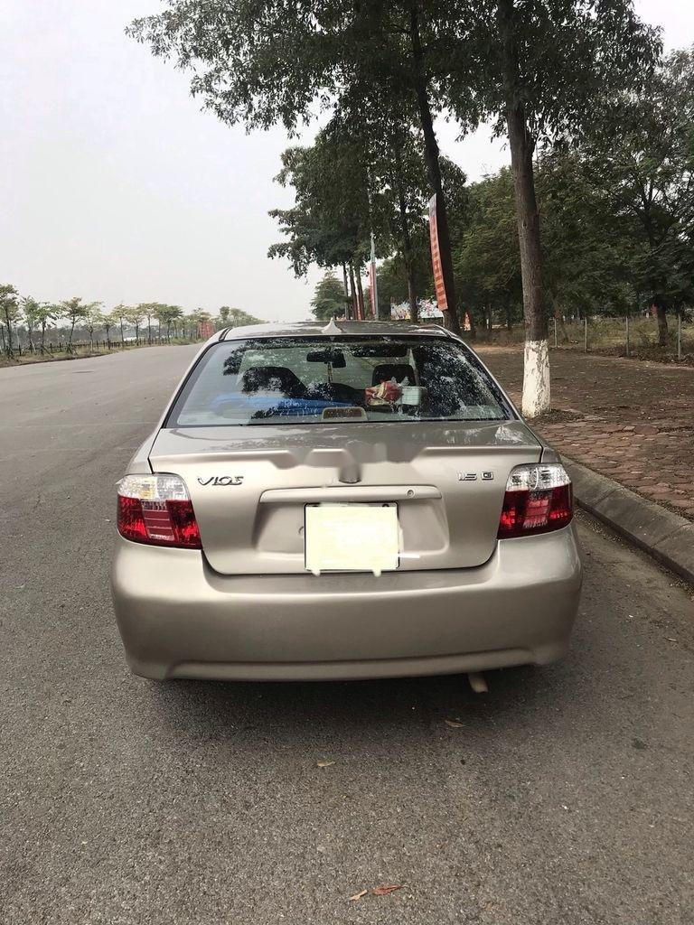 Cần bán xe Toyota Vios sản xuất 2006, giá chỉ 145 triệu (7)