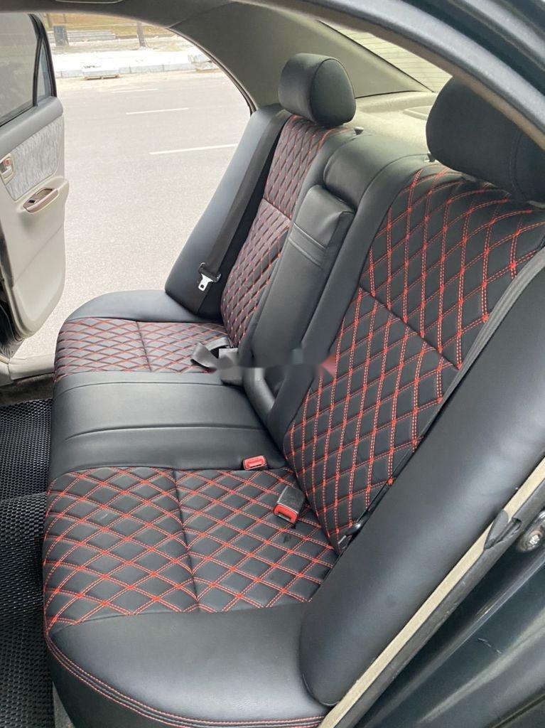 Cần bán lại xe Toyota Corolla Altis đời 2002, màu đen, giá chỉ 198 triệu (5)