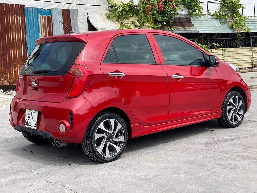 Cần bán lại xe Kia Morning đời 2016, màu đỏ, giá chỉ 316 triệu (5)