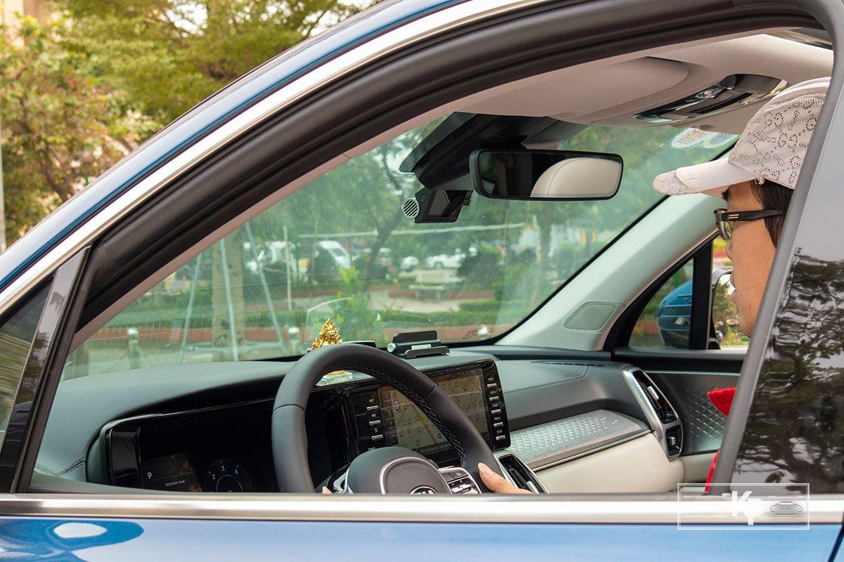 Ảnh Ghế lái xe Kia Sorento a13