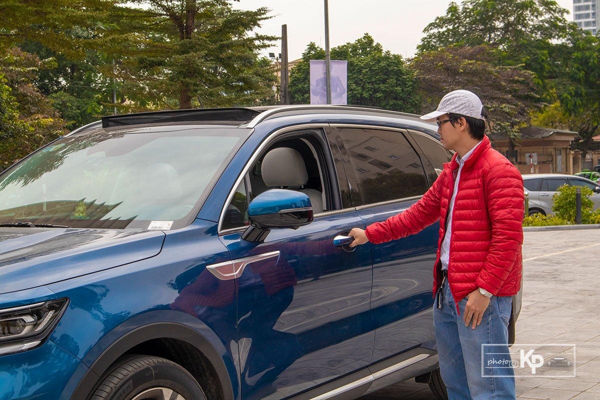 Ảnh Ghế lái xe Kia Sorento a10